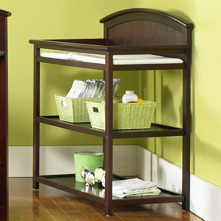 Beau Graco Cribs Charleston Changing Table In Cherry FREE SHIPPING
