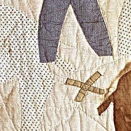 1885 - 1886 Harriet Powers's Bible Quilt | National Museum of ... : harriet powers bible quilt - Adamdwight.com