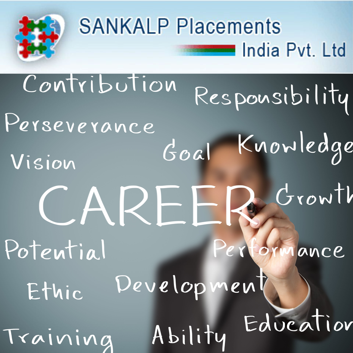 Sankalp is committed to creative teamwork.  #Sankalpplacements #Sankalp Visit- http://www.sankalpplacement.com/