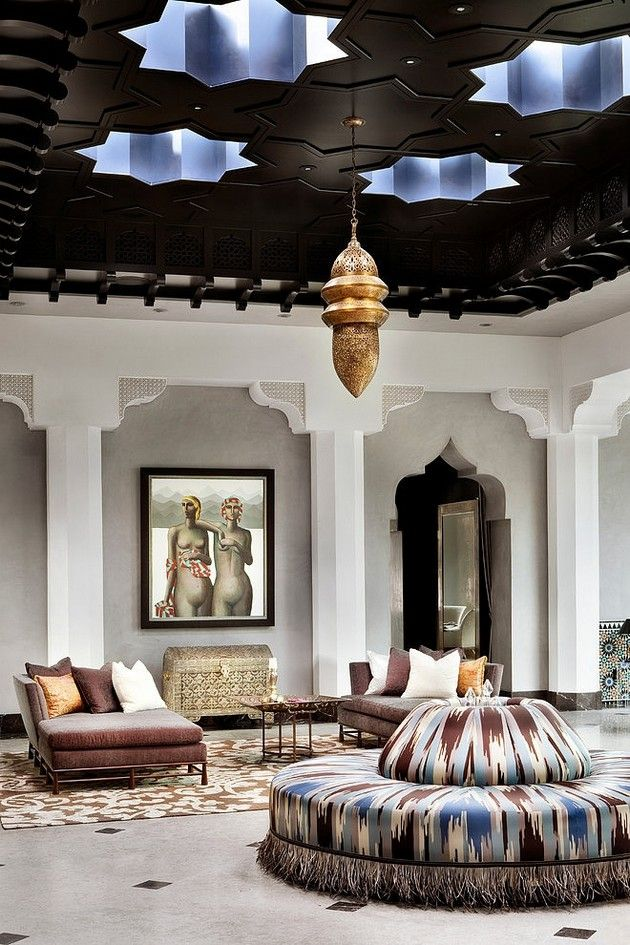 Rockin 39 Casbah Cove In Palm Desert Moroccan Inspired Magical Morocco Pinterest Design