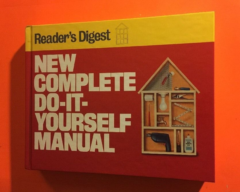 New complete do it yourself manual by readers digest editors 1991 new complete do it yourself manual by readers digest editors 1991 hardcover solutioingenieria Gallery