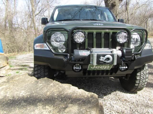 Jeep Commander Front Crossmember Lifting Tutorial Youtube