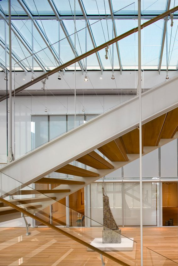 Architecture Photography 198439512 T M W 2 24655 Piano Stairs Renzo Piano Art Institute Of Chicago