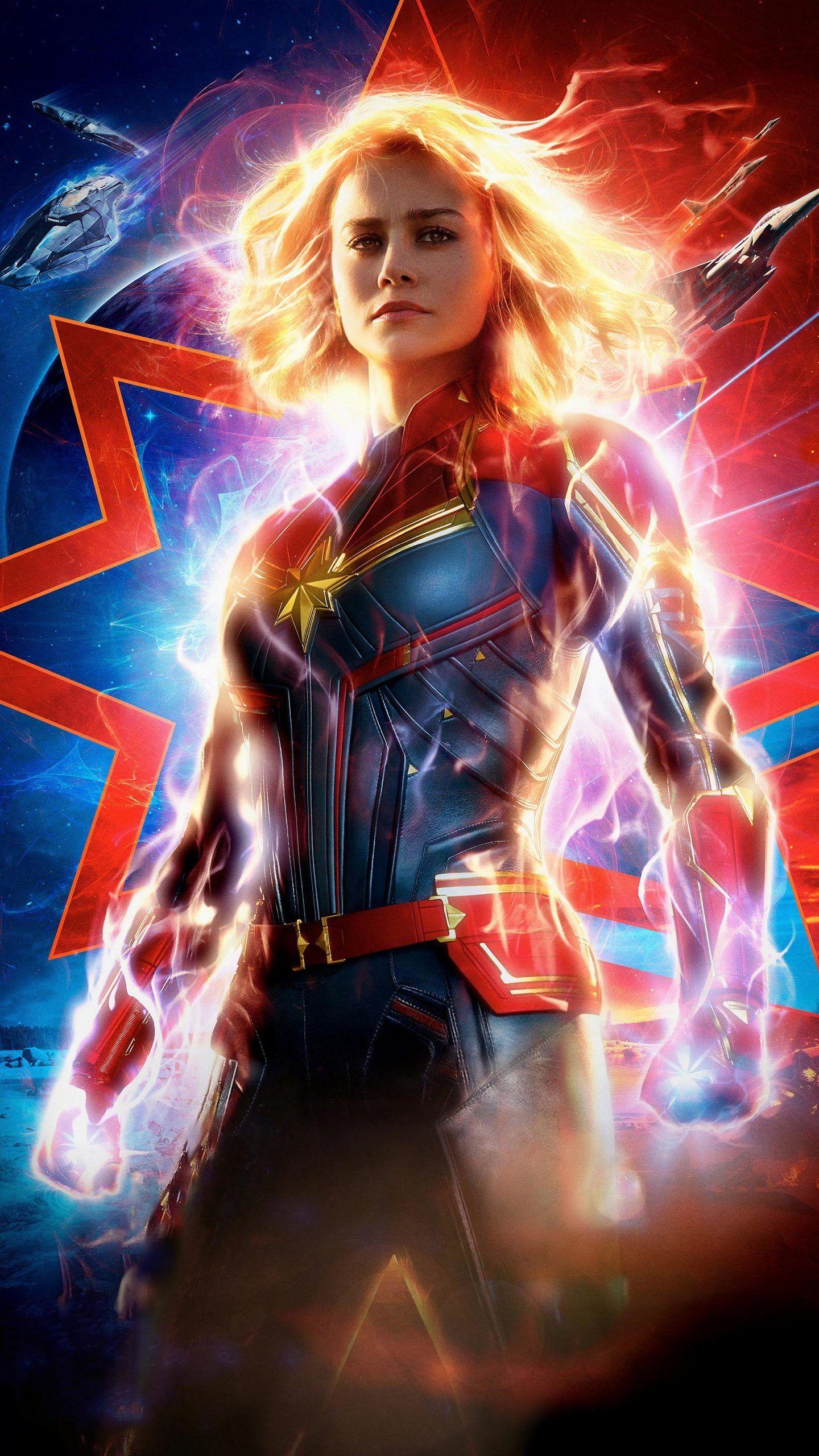 Captain Marvel Poster Captain Marvel Marvel Movies Marvel