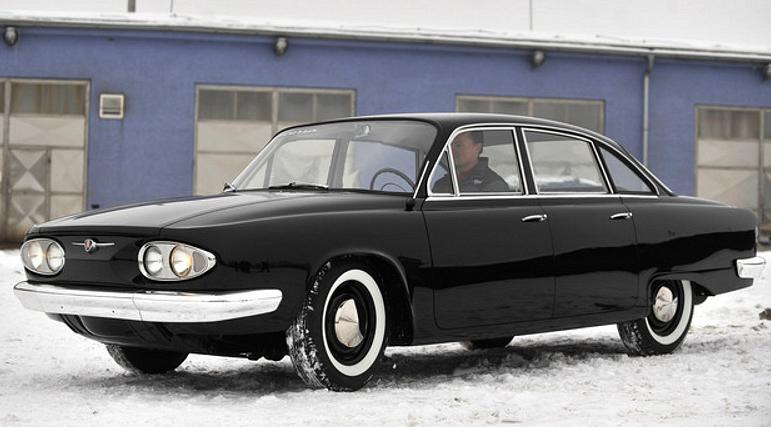 1965 Tatra 603 prototyp