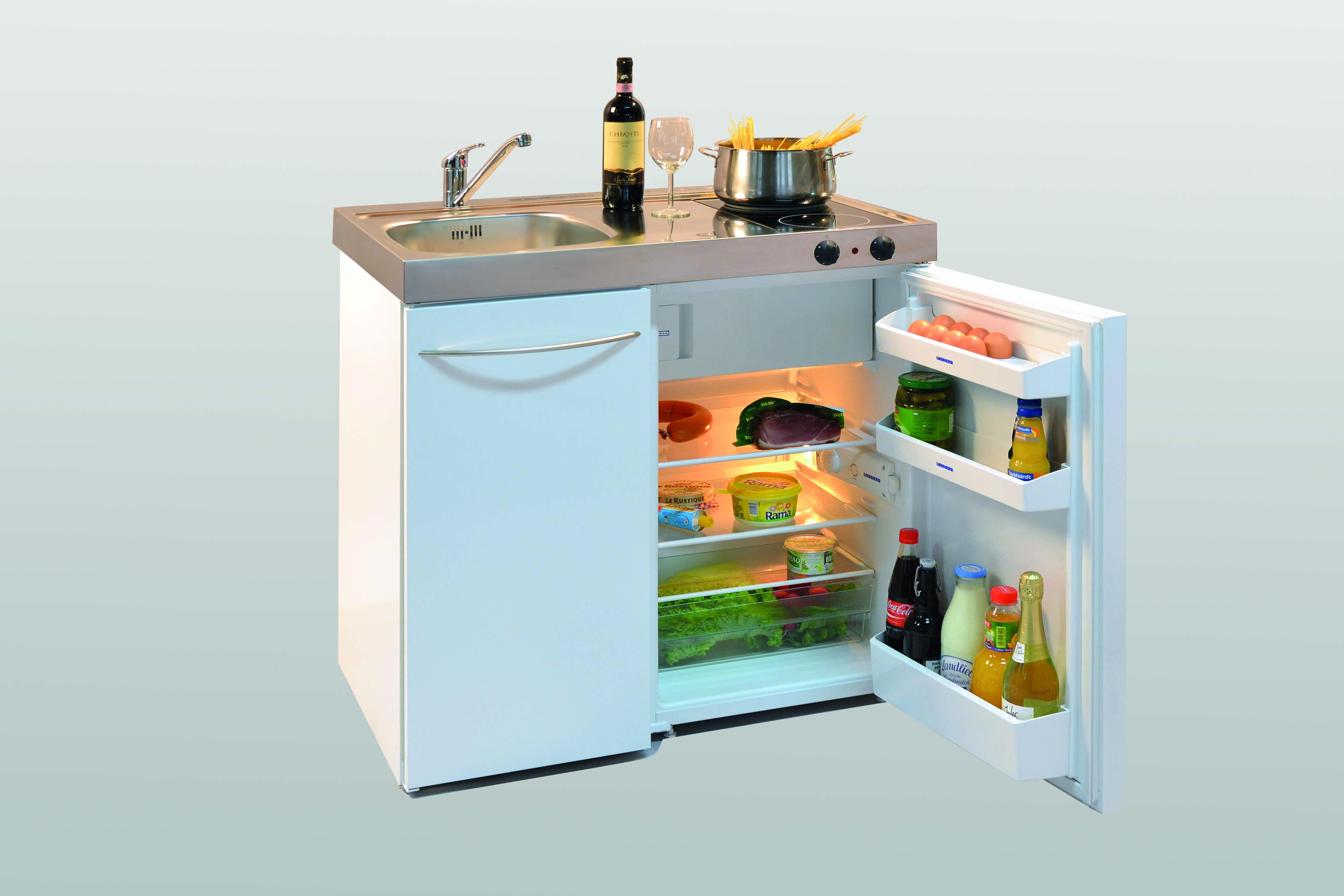 900mm Kitchen Open Elfin Kitchens Compact Kitchens The