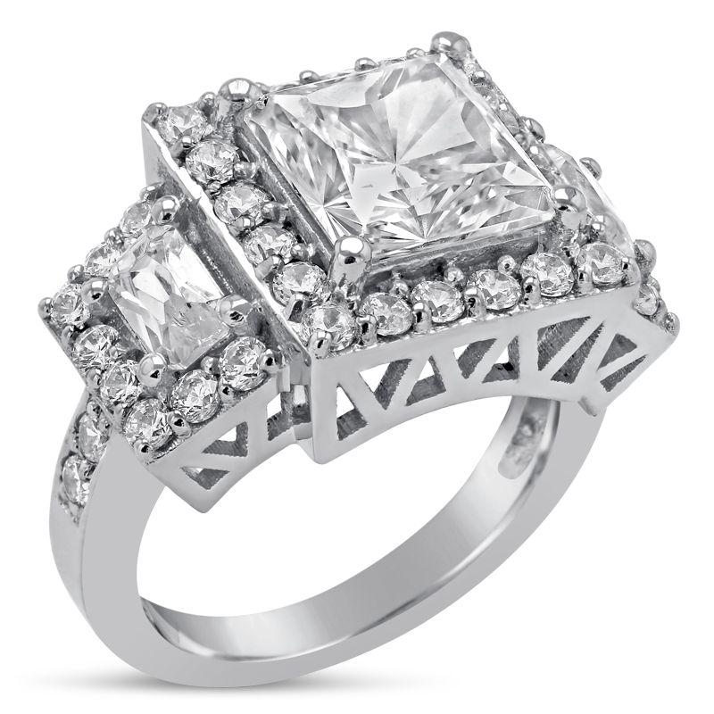 20 Unique Tiffany Engagement Rings Designs 2017 - SheIdeas