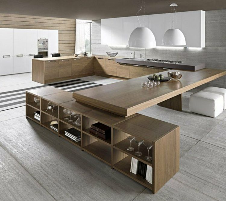 Photo of Design attuale della cucina per il 2020 con 35 foto di cucine