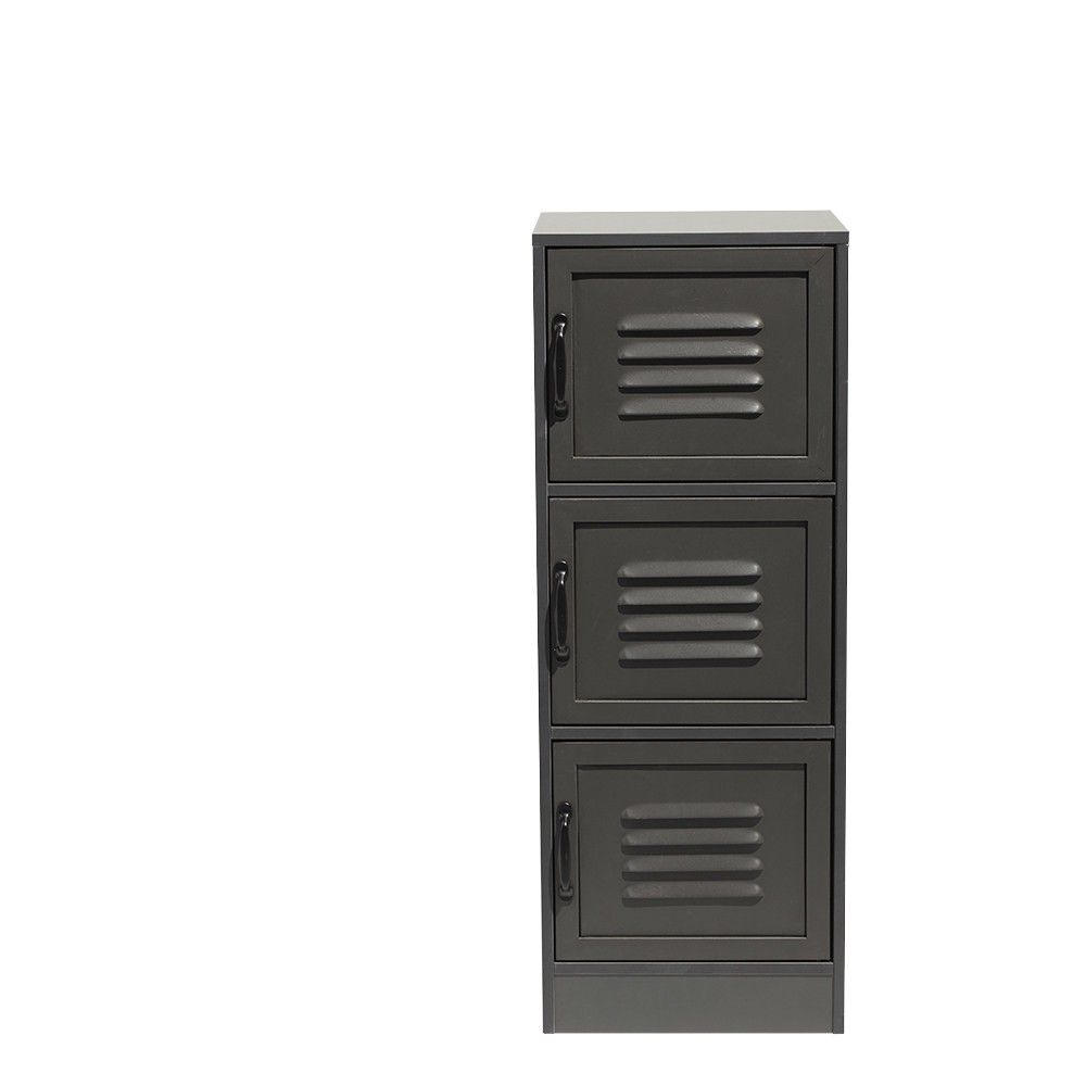 brooklyn gris anthracite 3 portes