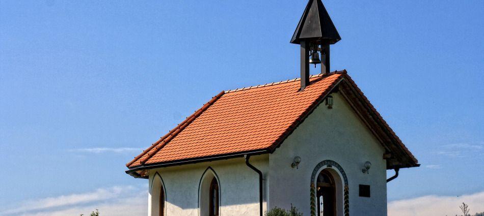 Schutzengel-Kapelle am Niedersonthofener See