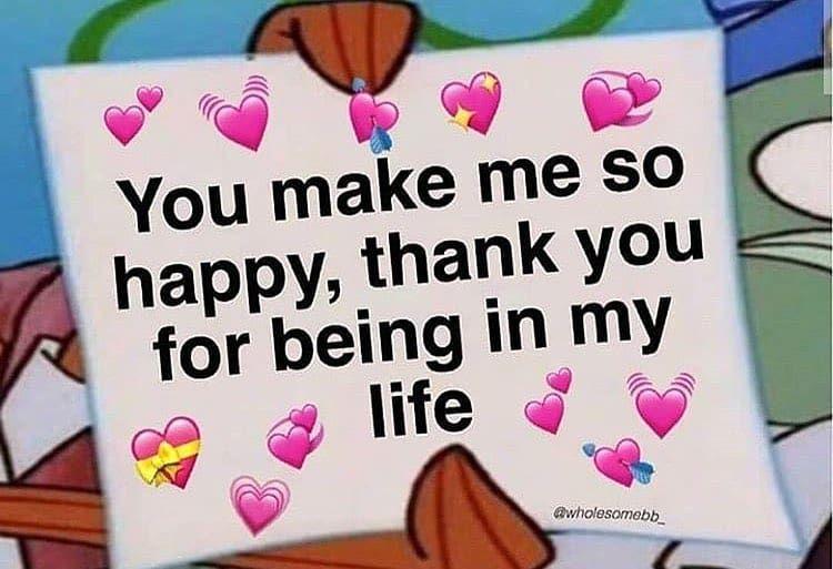 Pin By Emi On Responses Flirty Memes Cute Love Memes Wholesome Memes