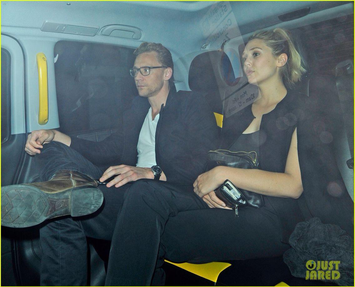 Tom and Elizabeth Olsen