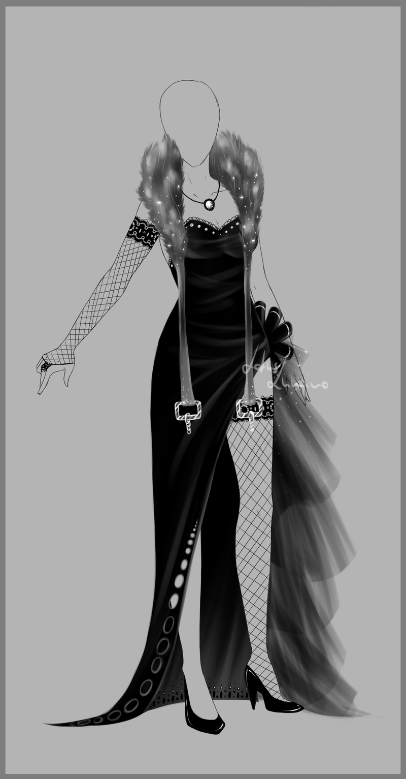 Outfit Design - 81 Closed
