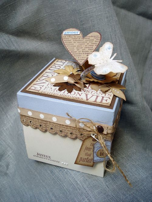 Layout or box by Mery
