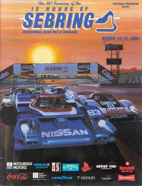For vintage international sports car racing game agree, the