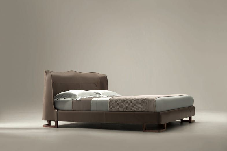 Corium Bed By Umberto Asnago For Giorgetti Space Furniture 床