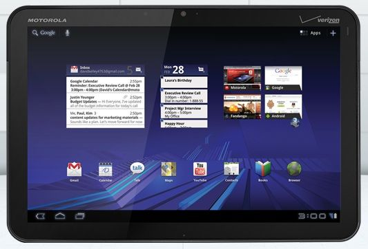 """Awesome New """"Motorola Xoom Tablet 10.1"""" is here for just $515 and get 2% discount..  Free shipping across India... Hurry !!  - EStreetz Shop    Buy Now http://bit.ly/JbhLHk"""