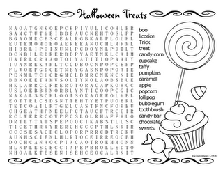 difficult halloween word search printables printable halloween mazes - Printable Halloween Word Searches