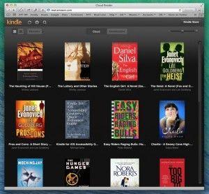 Kindle tip: Read Kindle books on the web, no Kindle app