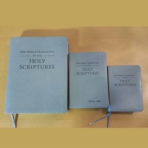 www jw org Bible sizes! Large print, regular, and pocket size