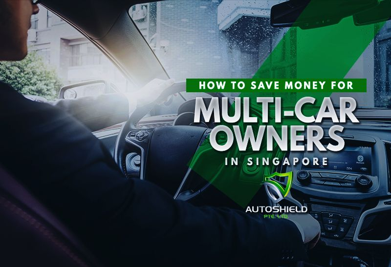How To Save Money For Multi Car Owners In Singapore Saving Money Travel Insurance