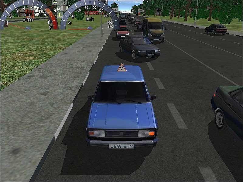 3d-инструктор: вождение по москве скачать игру торрент бесплатно.