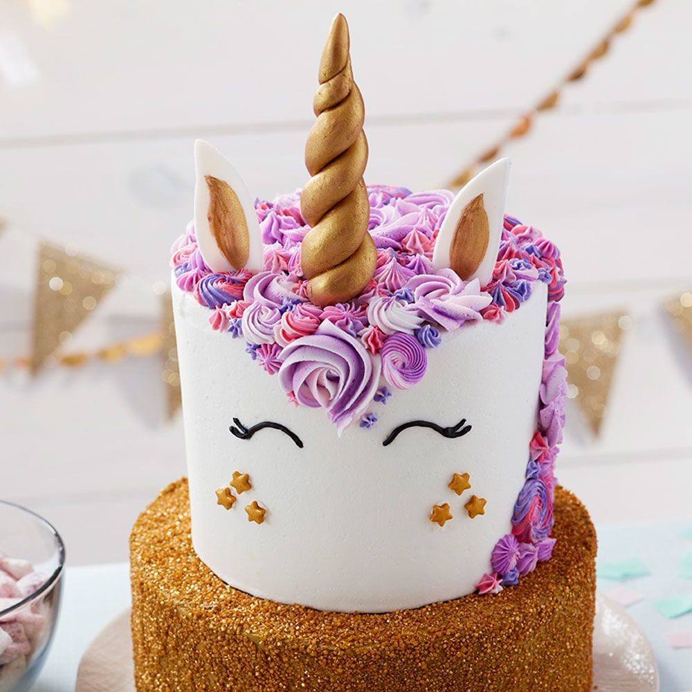 Sparkling Unicorn Cake In 2019