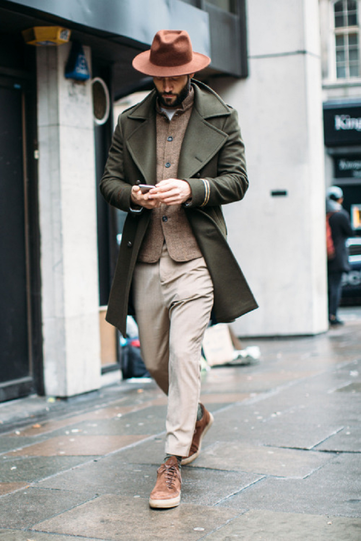 London Fashion Week Men's 2017 Street Style #2