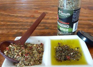 ginseng spice