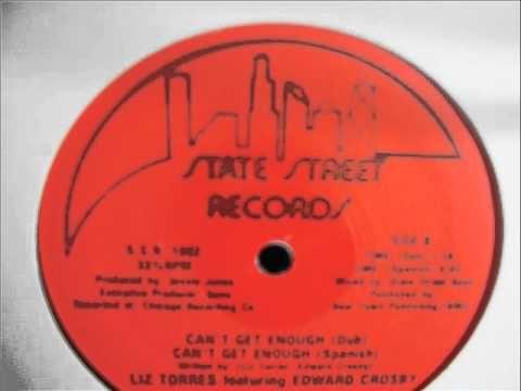 Liz Torres- Can't Get Enough (RADIO & SPANISH EDITS)