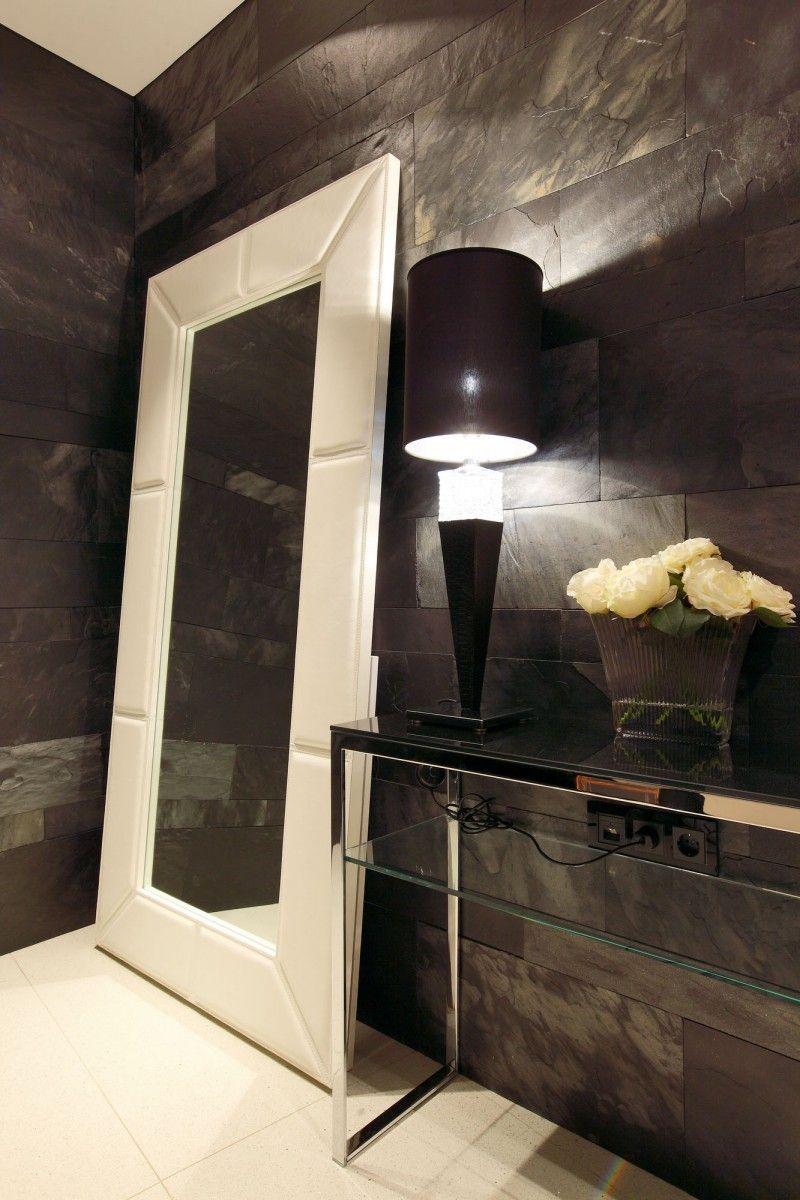Luxury apartments interior design - Riviera Apartment By Geometrix Design