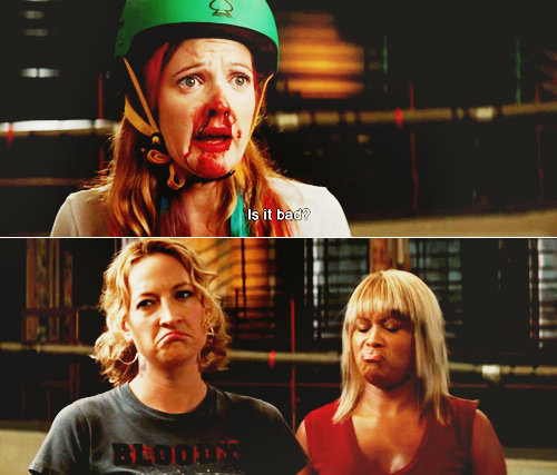 Whip It (2009) // love this movie starring Ellen page and