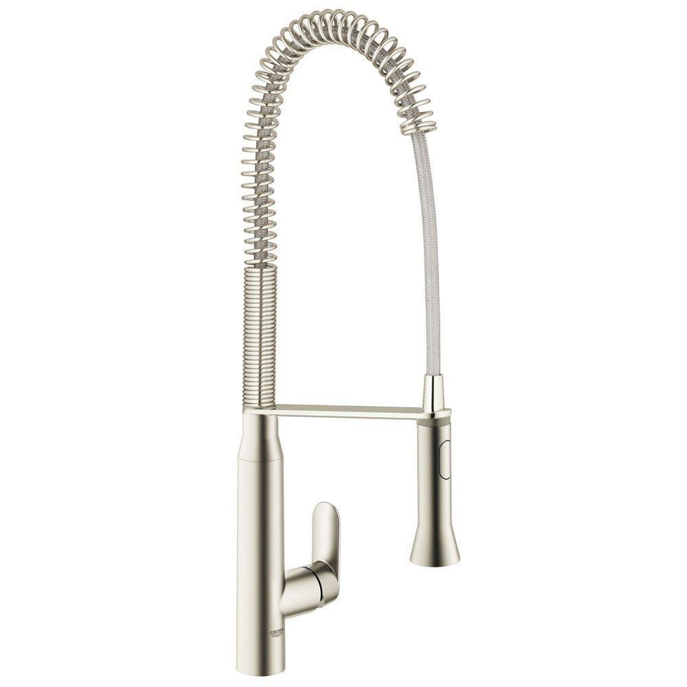 Grohe 32951DC0 K7 Semi-Pro Faucet in Super Steel | For the kitchen ...