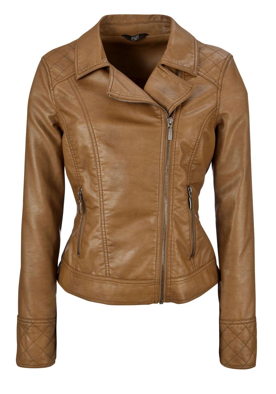Clothing at Tesco F Biker Jacket > jackets > Coats