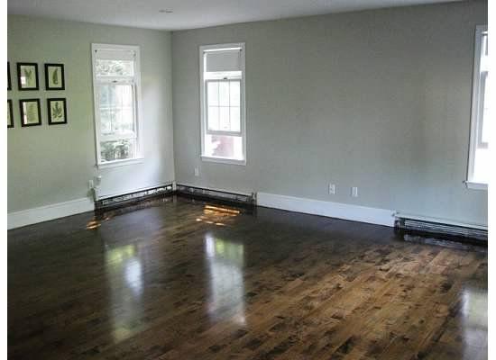 dark walnut minwax stain 3 coats finish | Hardwood floors | Pinterest