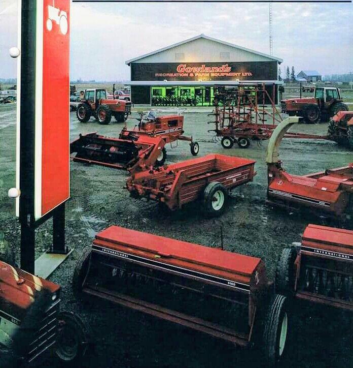 Ih 5100 Grain Drill International Tractors Farmall Farmall