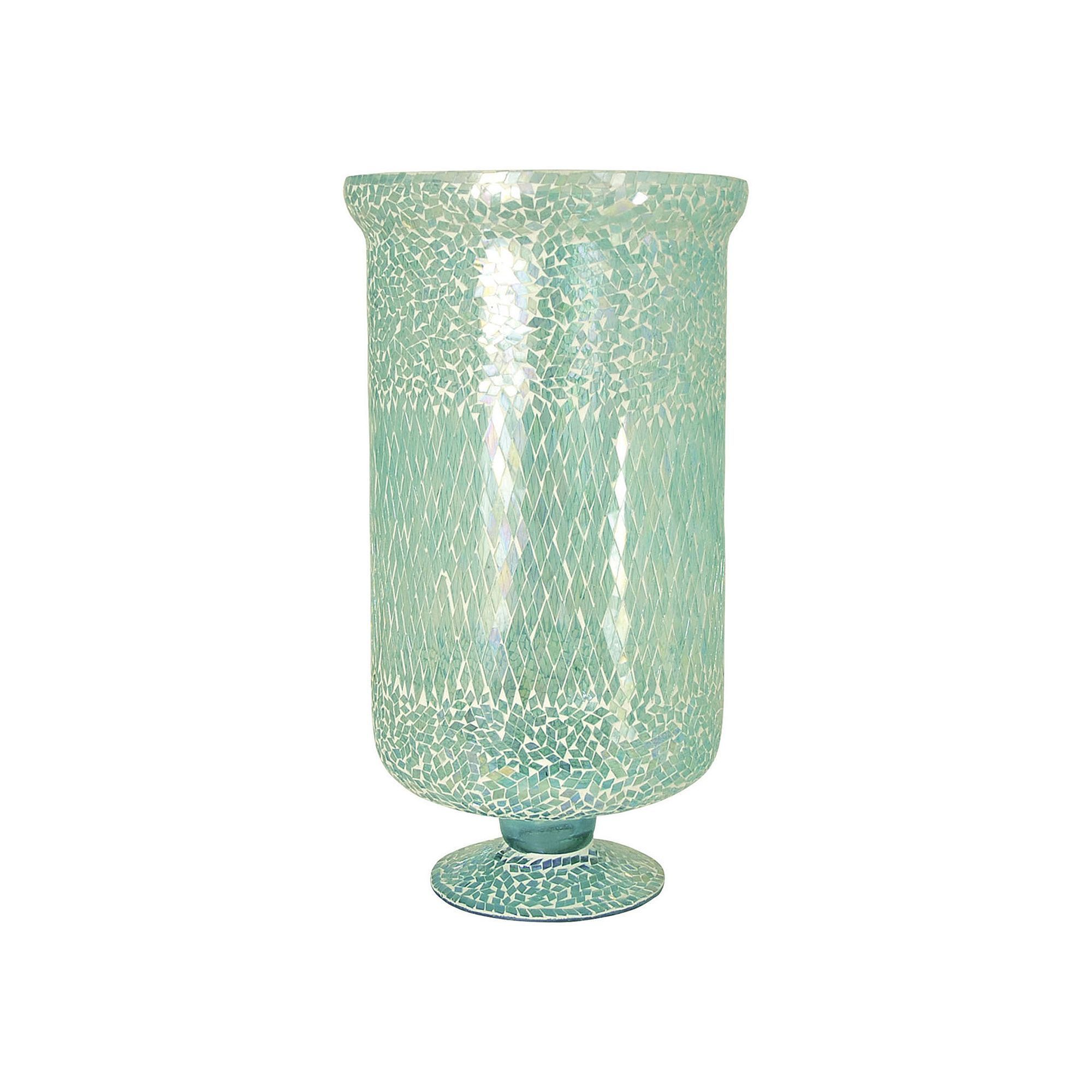 Pomeroy Tall Mosaic Pillar Candle Holder Products