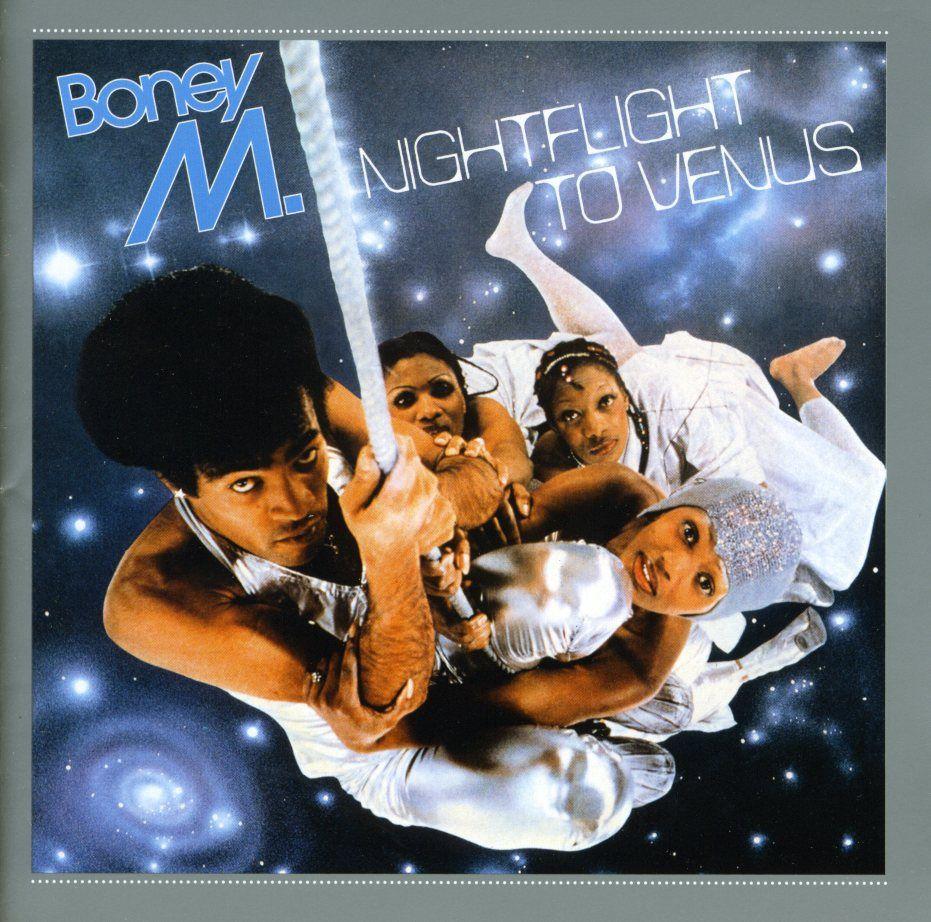 Boney M Nightflight To Venus Overstock Com Shopping The Best Deals On R B Boney M Disco Funk Venus