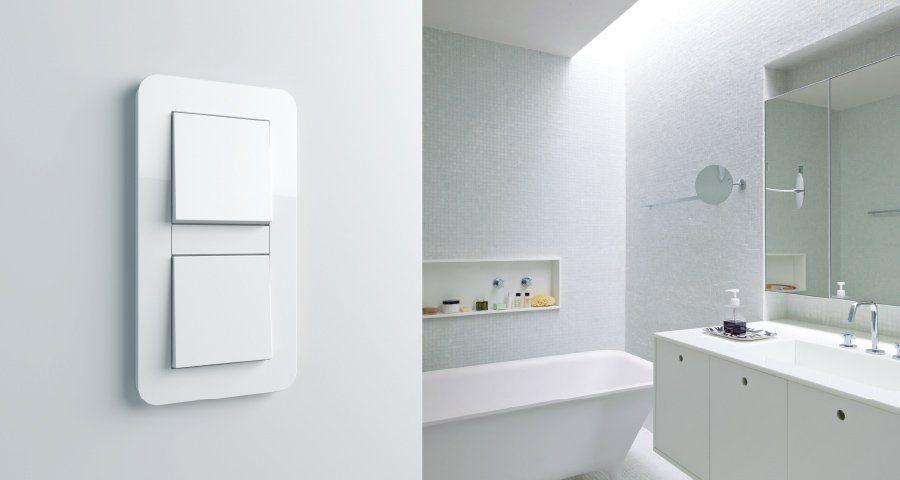 Des Interrupteurs D Eclairage Design Dans Un Interieur Moderne Interrupteurs Interrupteur Design Eclairage Design
