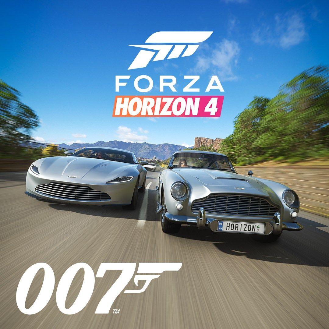 Forza Horizon 4 Best of Bond Car Pack forza Jeux