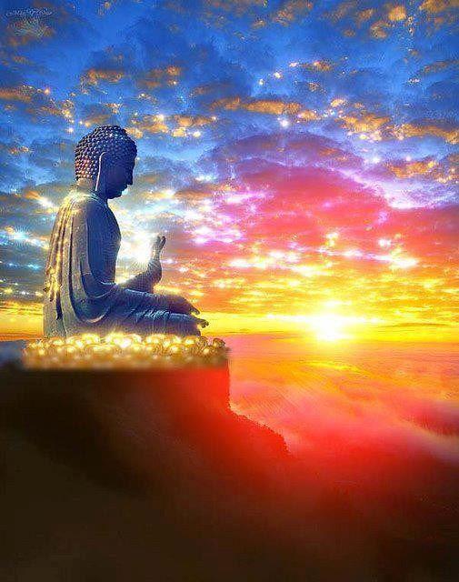 The Enlightened-Buddha