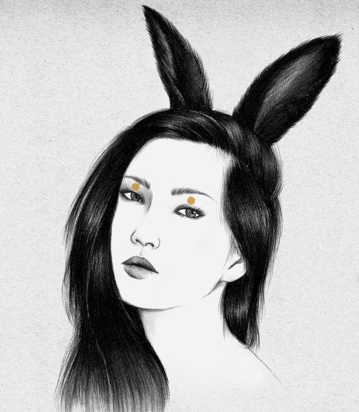 The White Deer on Tumblr