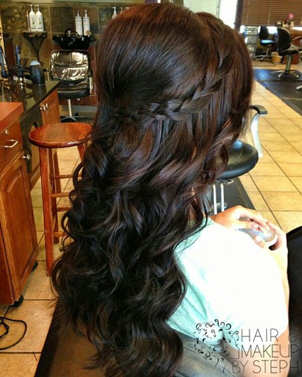 23 Stylish Hairstyles For Brunettes Hair Styles Long Hair