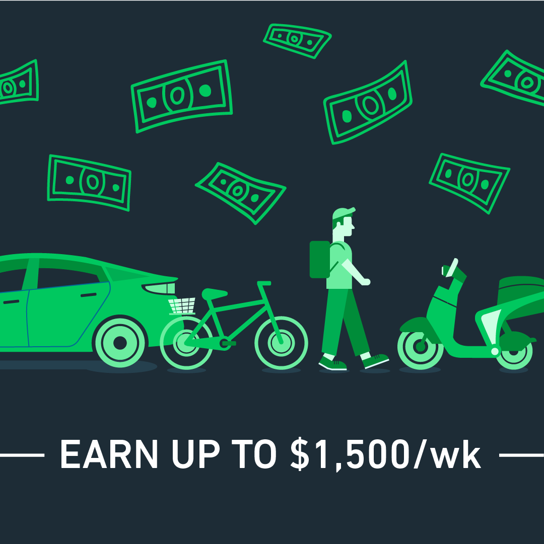 Postmates fleet earn | Become a Postmates | Logos, Vehicles
