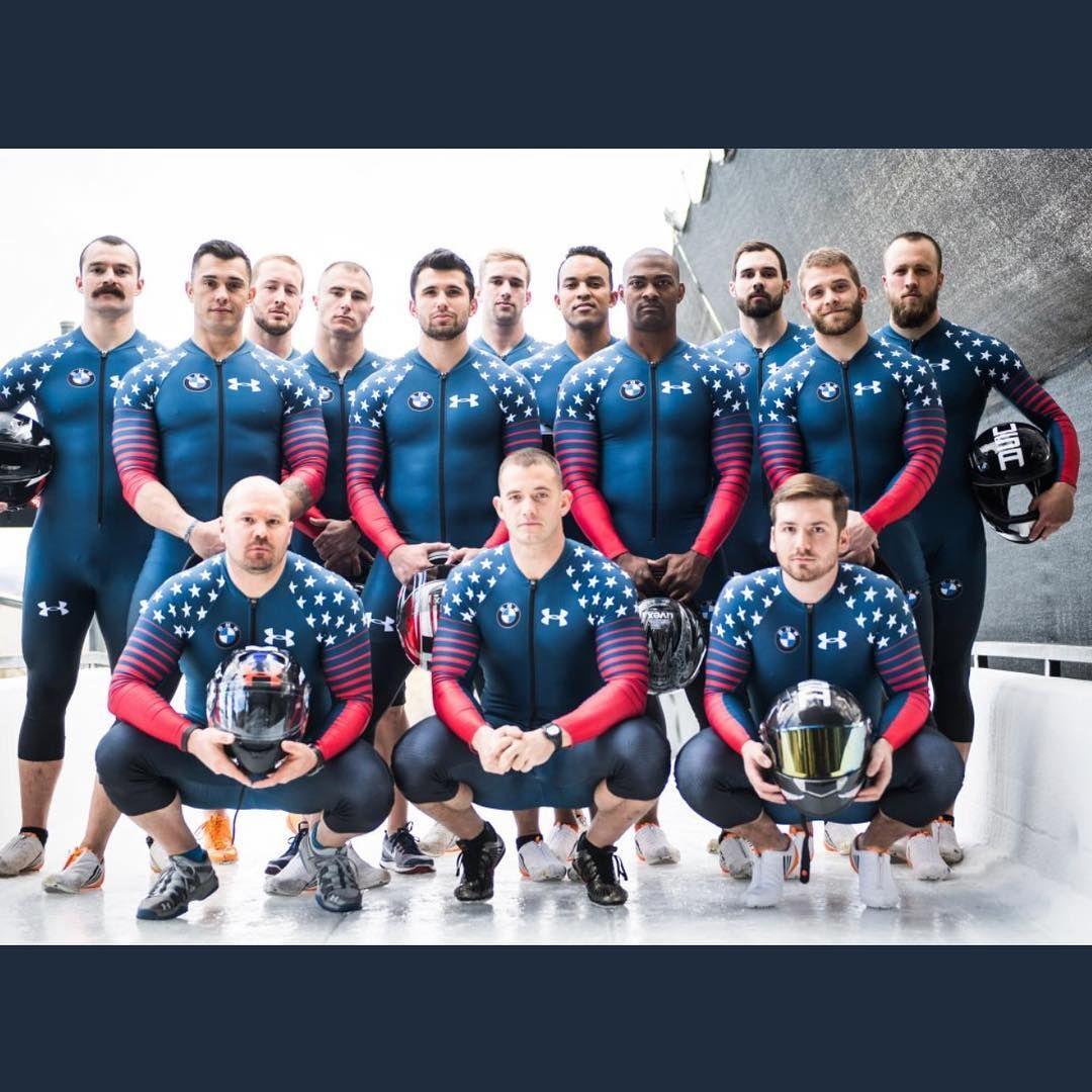 Usa Bobsled Team