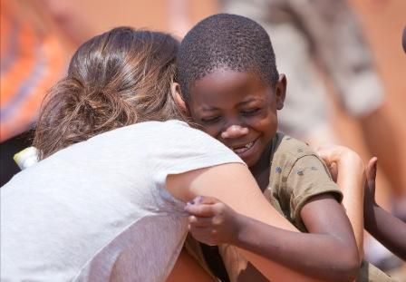 """""""I have learned that I will not change the world. Jesus will do that. I can, however, change the world for one person. So I keep stopping and loving one person at a time. Because this is my call as a Christian."""" Katie Davis"""