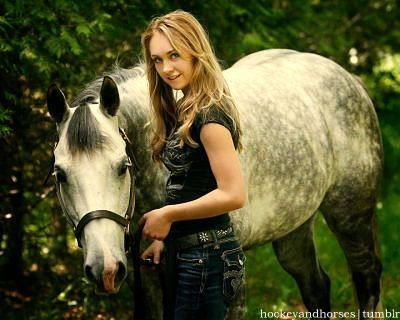 ~Give a horse what he needs and he will give you his heart in return~