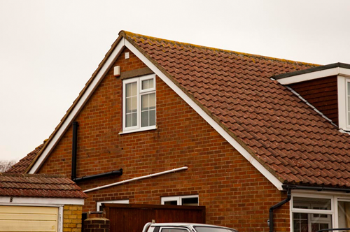 Gable End Roof Worthing Carpenters Cooper Lewis Ltd Carpentry House Styles Roof Gable Roof