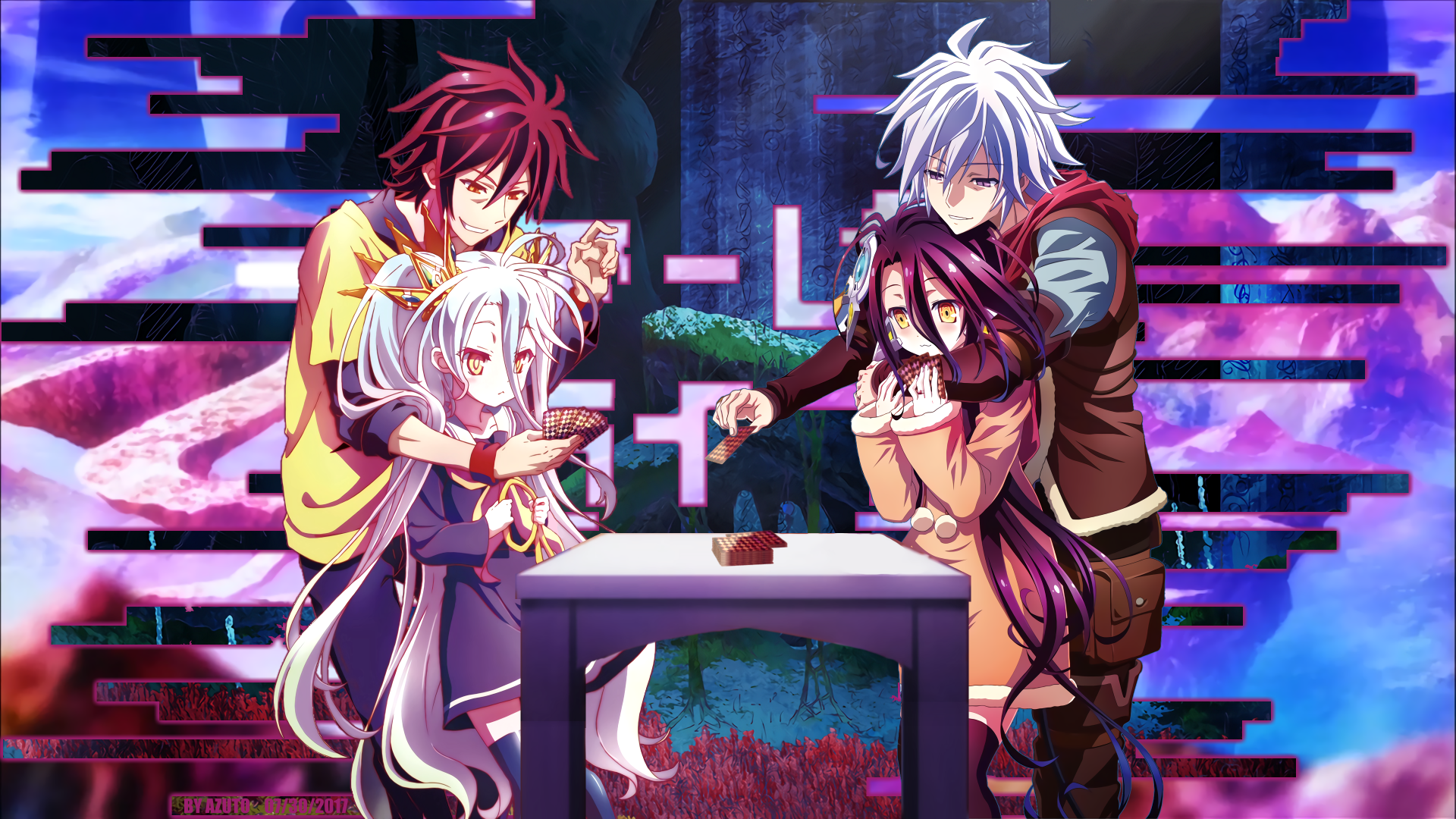 Epingle Par Alex Sur Anime Art The Game Of Life Anime Mangas Figurine Manga