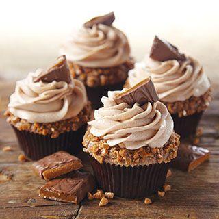 Bulk Barn Chocolate Skor Cupcake Recipes Baking In